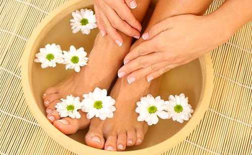 ванночки для ног и их виды